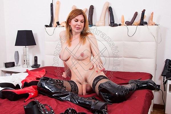 Foto hot 40 di Mistress Giulia Imperatrice mistress trans Bergamo