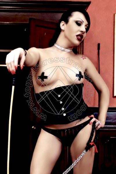 Foto hot di Padrona Malena mistress trans Napoli