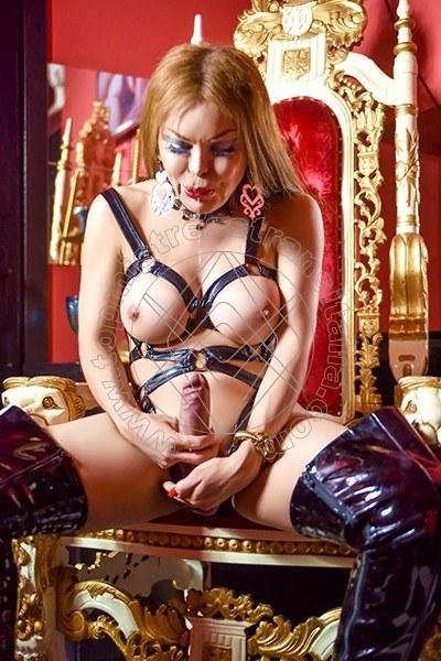 Foto hot di Electra mistress trans Milano