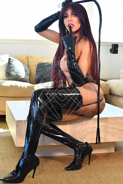 Foto 1 di Padrona Eloah Angel mistress trans Milano